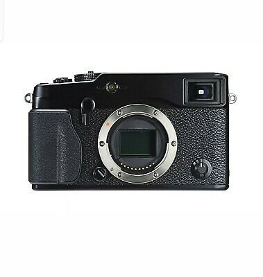 Fujifilm X Series X-Pro1 Digital Camera - Black (Body Only)