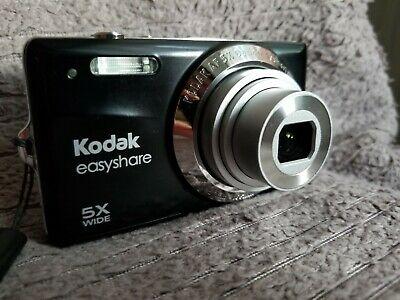 Kodak EASYSHARE MMP Digital Camera - Black used good
