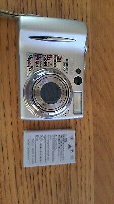 Nikon COOLPIX MP Digital Camera - Silver