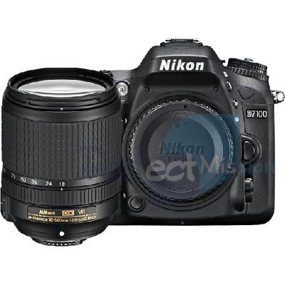 Nikon D DSLR Camera w/ mm VR lens Multi NEW