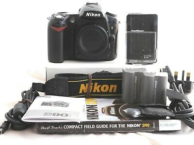 Nikon DMP DSLR Camera (Body Only) EXTRAS EXCELLENT