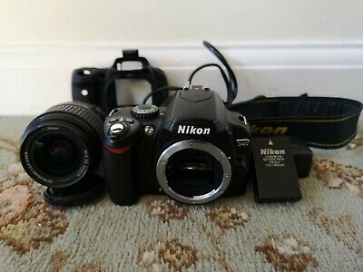 Nikon DMP Digital SLR Camera with mm Lens