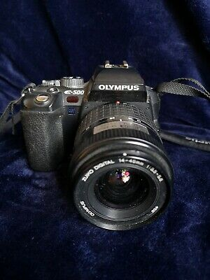Olympus EVOLT E-500 / EVOLT E-MP Digital SLR Camera -
