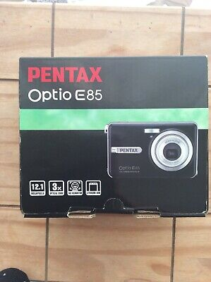 Pentax Optio EMP Digital Camera - Black