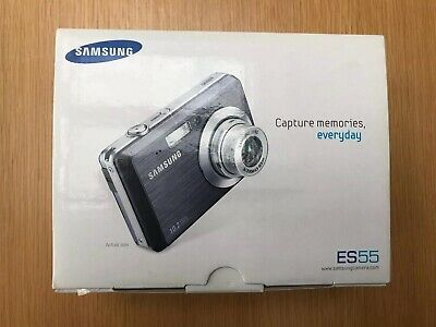 Samsung ES Series ESMP Digital Camera - Black