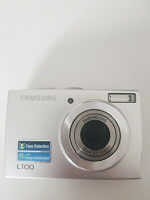 Samsung L Series LMP Digital Camera - Silver