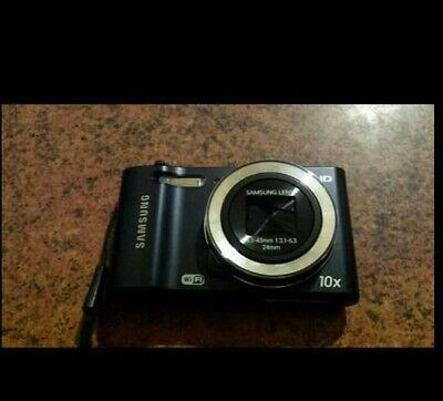 Samsung WB Series WB31F 16.2MP Digital Camera - Blue