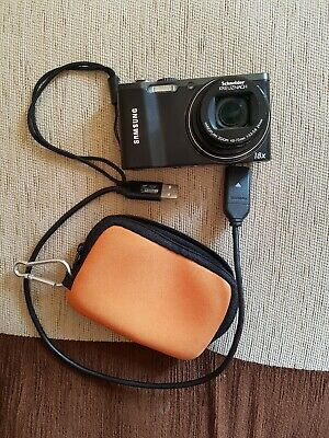 Samsung WB Series WBMP Digital Camera - Black