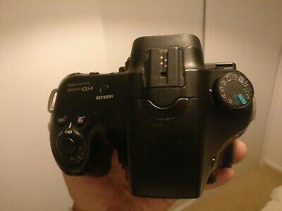 Sony Alpha SLT-A65V 24.3MP Digital SLR Camera - Black (Body