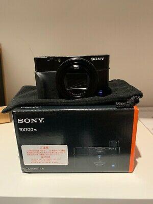 Sony Cyber-shot RX100 VI Digital Camera With Shooting Grip
