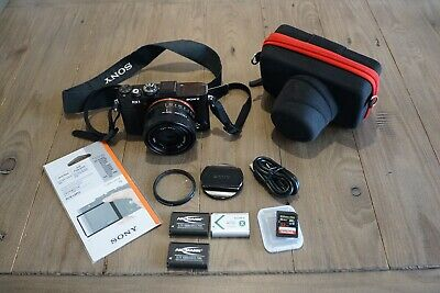 Sony RX1 Cyber Shot Full Frame Camera with accessories