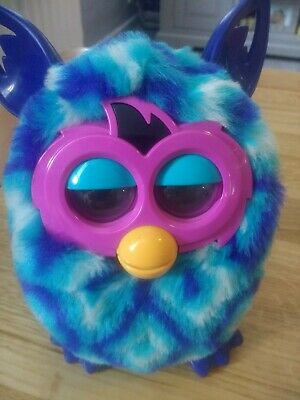 Furby Boom Interactive Toy Electronic Pet Hasbro Blue
