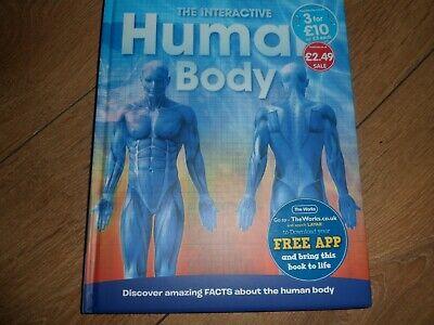 INTERACTIVE HUMAN BODY BOOK