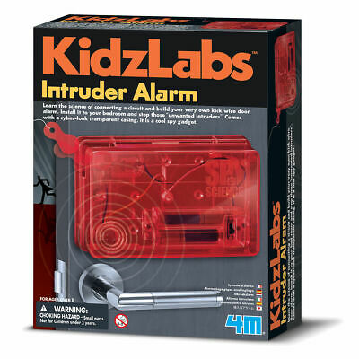 Kidz Labs Intruder Alarm - Learn the science behind building