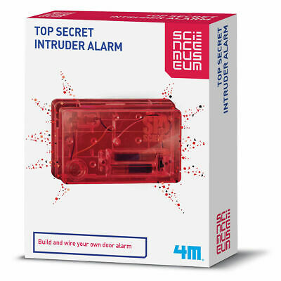 Science Museum Intruder Alarm - Build an alarm you can fit