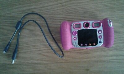 VTech Kidizoom Duo 5.0 Camera Pink.