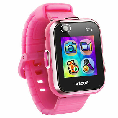 Vtec Kidizoom Smart Watch DX2 Pink - Tough and serious