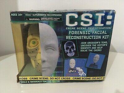 CSI Crime Scene Investigation Forensic Facial Reconstruction