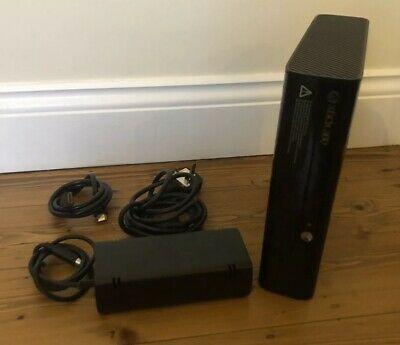 Microsoft Xbox 360 E 500GB Black Console Set Up