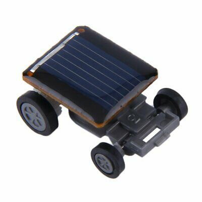 New Mini Solar Powered Racing Car Vehicle Educational Gadget