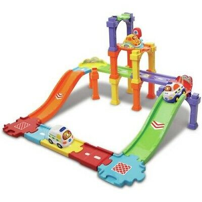 New Vtech Baby Toot Toot Drivers Ultimate Track Set Toy