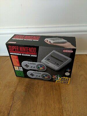 Nintendo Super NES Classic Edition Mini Home Retro Console -