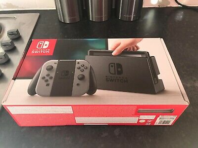 Nintendo Switch  Console with Joy-Con Controllers -