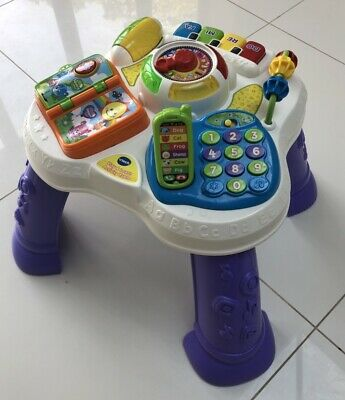 Vtech Baby Play and Learn Activity Table