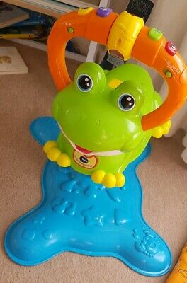 Vtech Bounce and Discover Frog with Batteries