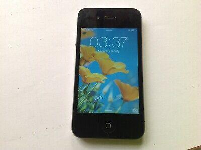 Apple iPhone 4 16GB - White (O2) A (CDMA + GSM)