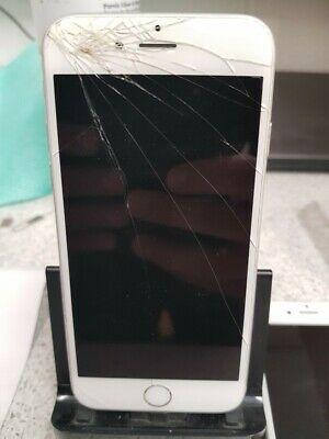 Apple iPhone 6 - 64GB - Silver (O2) A (CDMA GSM) Grade C