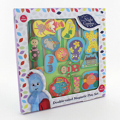 Milly & Flynn In the Night Garden Double Sided Magnetic Play
