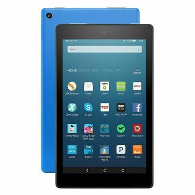 Amazon Kindle Fire HD 8 16GB, Wi-Fi, 8in - Blue