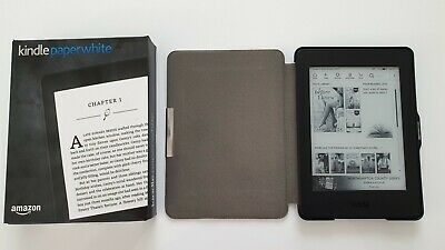 Amazon Kindle Paperwhite 3 (7th Generation), Wi-Fi, 6in