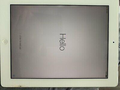 Apple iPad 2 16GB, Wi-Fi + Cellular (Unlocked), 9.7in -