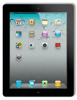 Apple iPad 2 16GB, Wi-Fi (UK Version), 9.7in - Black - Must
