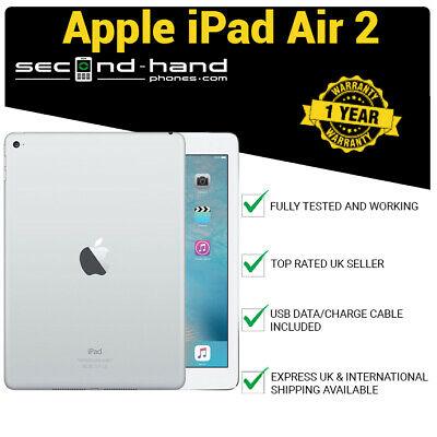 Apple iPad Air 2 16GB Wi-Fi 9.7 Retina Display Silver/White