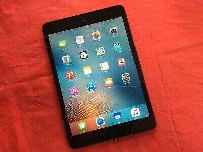 Apple iPad Mini 1st Gen. 32GB, Wi-Fi, 7.9in - Black (See