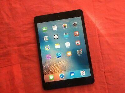 Apple iPad Mini 1st Gen 64GB Cellular 7.9in - Black (See