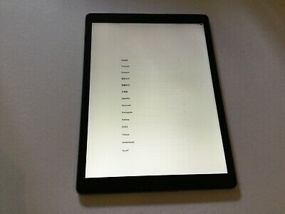 Apple iPad Pro 1st Gen. 128GB, Wi-Fi 9.7in - Space Grey