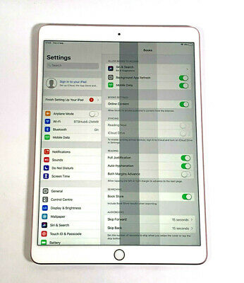 Apple iPad Pro 2nd Gen. 64GB, Wi-Fi + Cellular