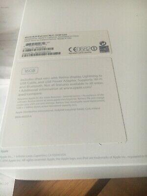Apple iPad mini 16GB, Wi-Fi, 7.9in - Gold