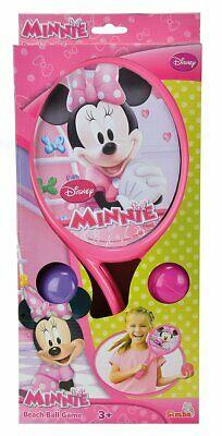 Disney Simba Minnie Mouse Tennis Set Beach Ball Racket