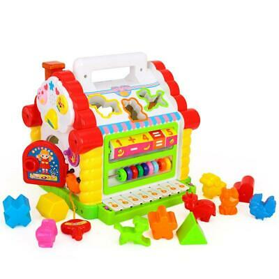 Early Education 1 Year Olds Baby Toy Multifunctiona l Wisdom