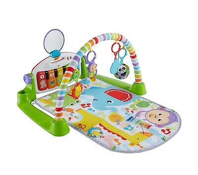 Fisher Price Kick And Play New Born Baby Piano Gym Mat With