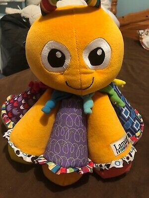 Lamaze Musical Octopus Baby Toy with Sounds And Smells -