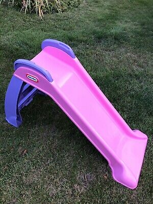 Little Tikes Pink And Purple Slide For Toddlers, Outdoor