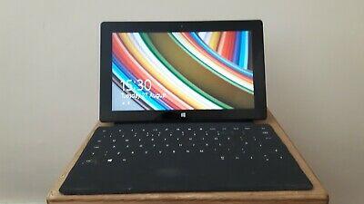 Microsoft Surface RT 64GB, Wi-Fi, 10.6in - Black
