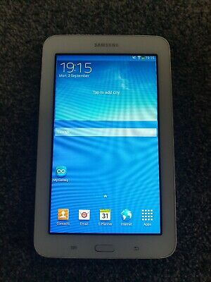 SAMSUNG GALAXY TAB 3 lite 7.0 8GB SM-T110