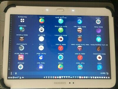 "Samsung Galaxy Tab 3 GT-P"" Tablet 16GB Wi-Fi + 4G"